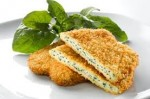 CUTLET CHICKEN AND SPINACH