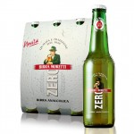 ALCOHOL FREE BEER MORETTI 33CL X 3