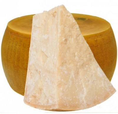 PARMIGIANO REGGIANO CHEESE 1/32 22 MONTHS V/S