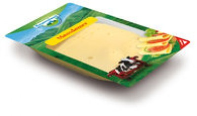MAASDAMER CHEESE IN SLICES 140G BAYERNLAND
