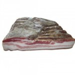SMOKED BACON MONTE LINAS, SLICE 1KG