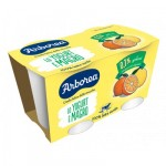 PLAIN YOGURT 3A CITRUS FRUITS 2X125GR