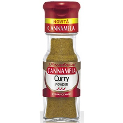 CURRY CANNAMELA GRINDED ORO 25GR