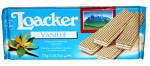 WAFER LOACKER VANILLE 175GR