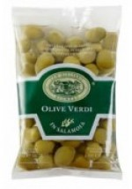 GREEN OLIVES S.GIULIANO 300GR