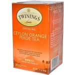 TWINING CEYLON ORANGE TEA 25pcs