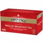 TWININGS ENGLISH BREAK TEA 25PCS