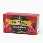 TWININGS BLACK RED FRUITS TEA pcs 25