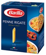 PASTA BARILLA STRIPED PENNE N73