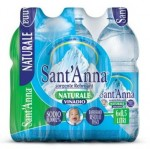 SANT'ANNA V. 6X50CL NATURAL SPRING WATER