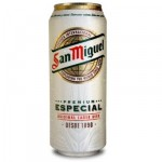 SAN MIGUEL BEER 50CL CAN