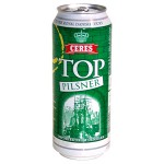 CERES TOP PILSNER BEER 50CL