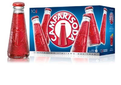 CAMPARI SODA VP 9.8cl x10 PZ