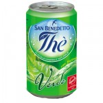 GREEN TEA SAN BENEDETTO 33CL CAN