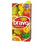 FRUIT JUICE BRAVO MULTIVITAMINIC 2LT