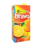 BRAVO ORANGE JUICE 2LT