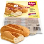 GLUTEN-FREE BREAD MINI BAGUETTE 2 PCS