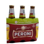 BEER PERONI GLUTEN FREE 3X33CL